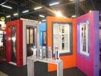 Le service travaux for Menuiserie stand exposition